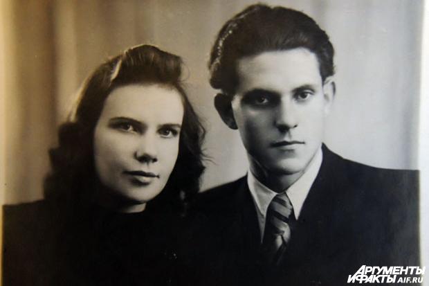 Аркадий-Мельников-с-женой