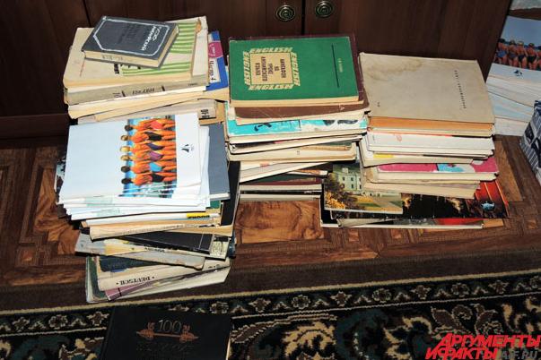 книги-в-комнате-писателя