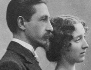 бунин с женой
