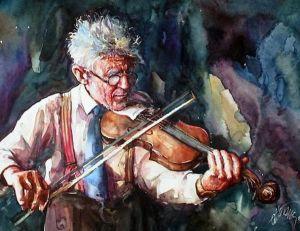 _скрипка