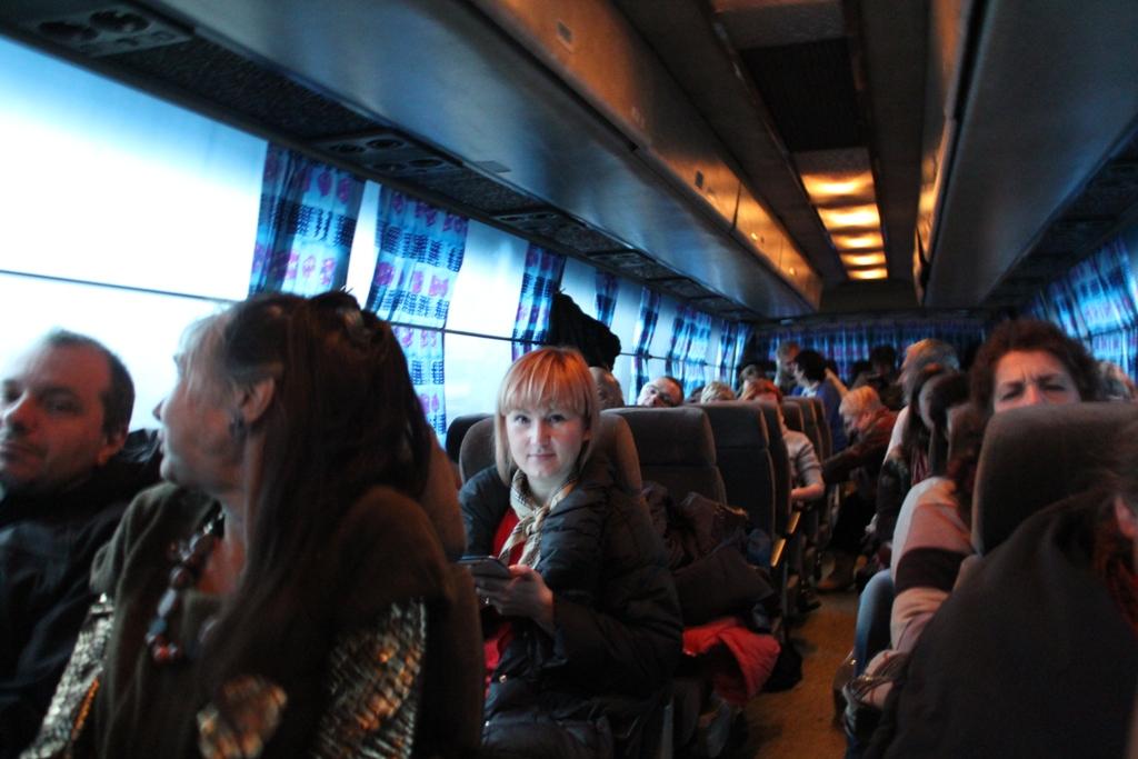 пв автобусе