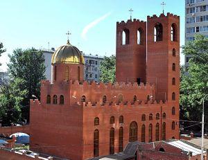 церковь ассирийская