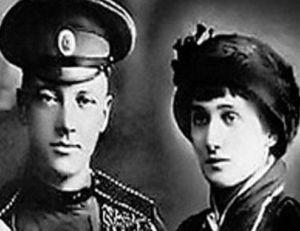 _В Ахматова и Гумилев