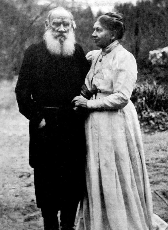 _В Толстой и Софья Андреевна