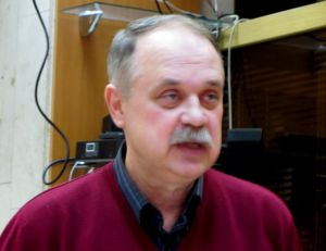 Пауткин Ал-й Арк. проф.филфака МГУ