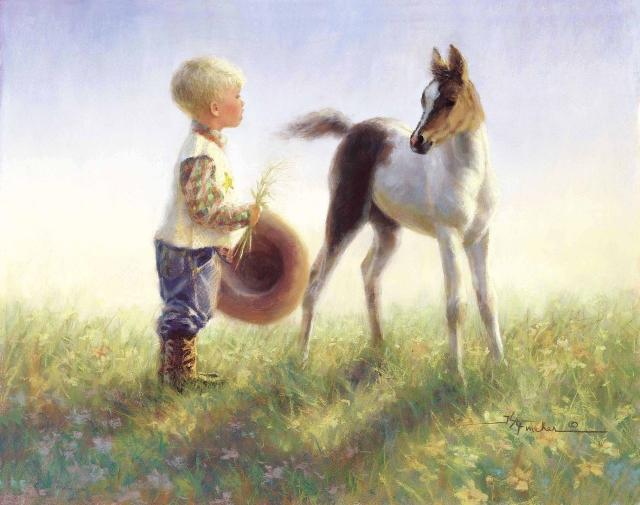 лошадка еще
