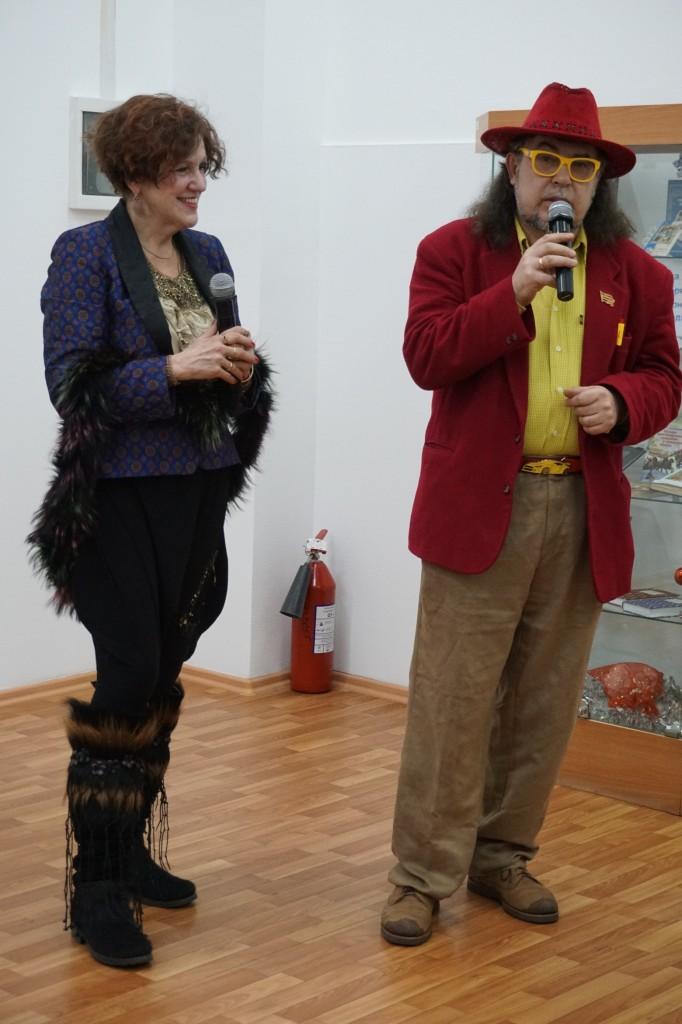 Лида и Игорь