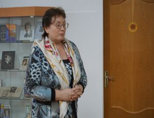 Марина Чайкина
