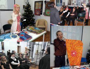 вечер А. Лаврухина ОЛРС Глагол