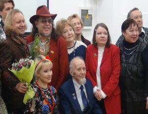 вечер Виталия Белобрагина