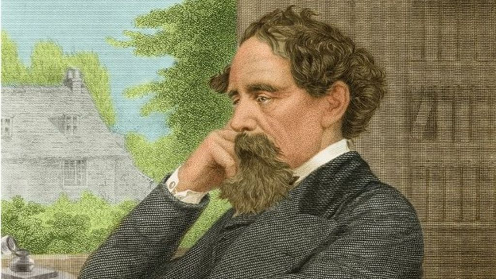 a history of the life of charles dickens a famous author