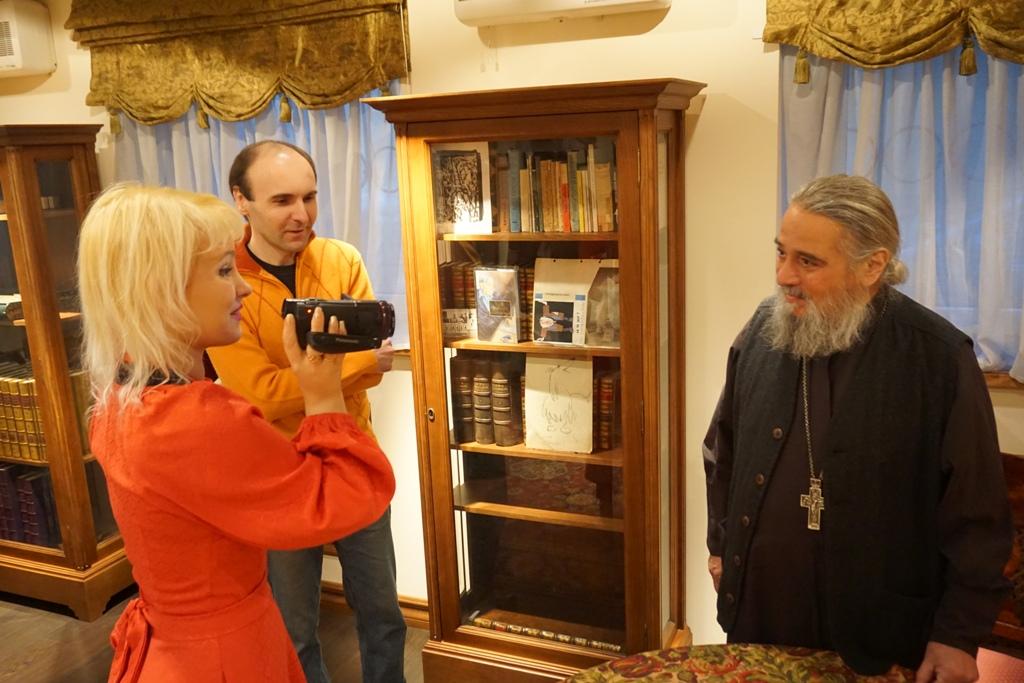 открытие музея Анны Ахматовой в Москве