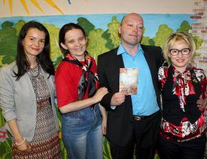 Презентация книги А. Степанцева