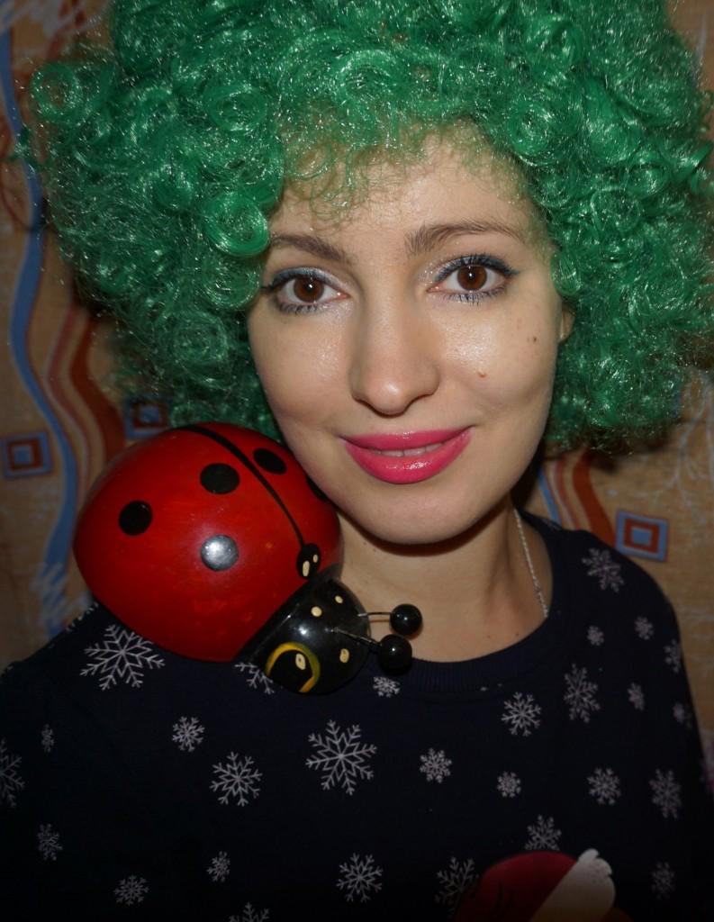 Арешева Юля Викторовна