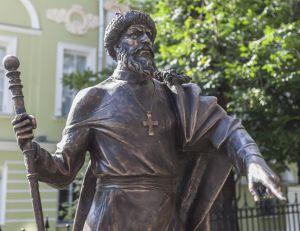 Иван Грозный Памятник