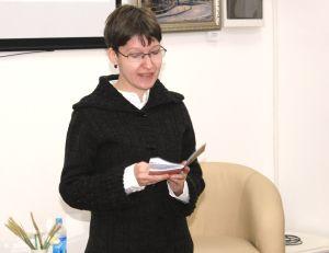 Елена Гусева поэтесса