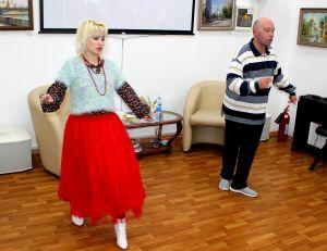 Спектакль танцы