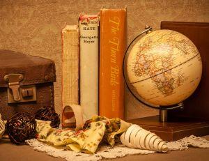 книга и глобус