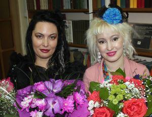 Вечер Юлии Арешевой и Иоланты Вороновой