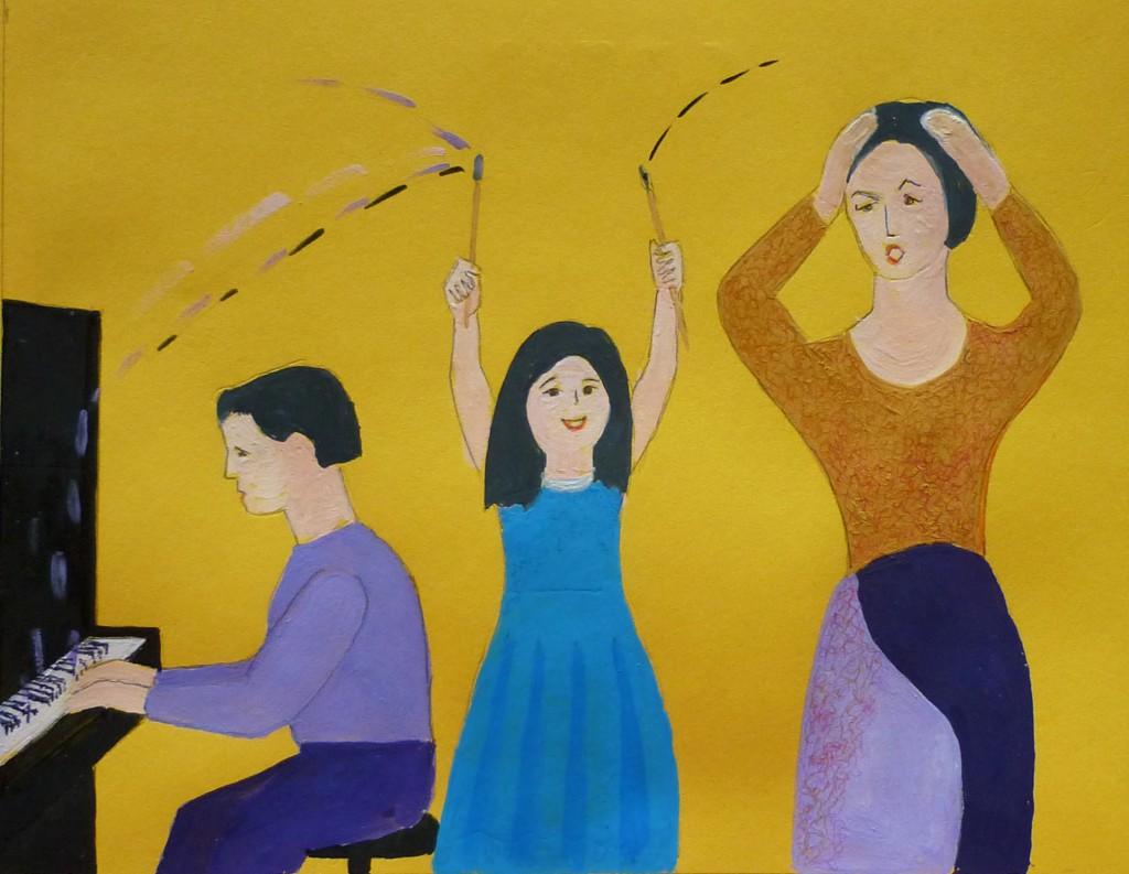 Иллюстрация Татьяны Рыбаковой-Деви